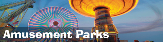 Amusement Parks Banner